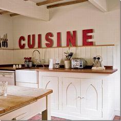 idee pour la cuisine