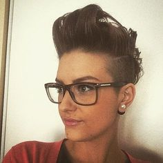 Bist Du auf der Suche nach einer nicht alltäglichen Frisur? Unkonventionelle Frisuren für extravagante Frauen! - Neue Frisur