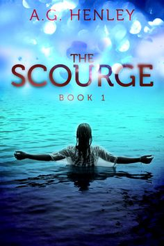 The Scourge by A.G. Henley. Such an amazing book! Can't wait for the second one's release!!!
