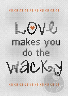Buffy – Love quote | Pixystitches