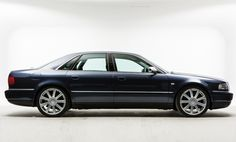 Audi S8- I've always wanted one.