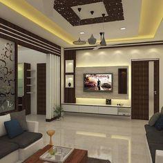 House Ceiling Design, Ceiling Design Living Room, Bedroom False Ceiling Design, Home Room Design, False Ceiling Ideas, False Ceiling For Hall, False Ceiling Living Room, Tv Unit Interior Design, Tv Unit Furniture Design