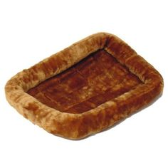 MIDWEST HOMES for PETS 277192 Pet Crate Bed Cinnamon Fur for Pets - http://www.thepuppy.org/midwest-homes-for-pets-277192-pet-crate-bed-cinnamon-fur-for-pets/