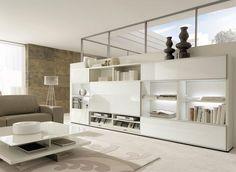 Gloss living room furniture