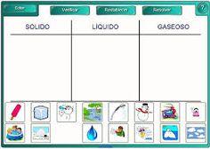 estados de las materias solido liquido y gaseoso dibujos - Buscar con Google