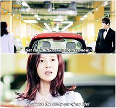Emergency Couple - nice come back. Emergency Couple, Princess Hours, Back Hug, A Werewolf Boy, Choi Jin Hyuk, Playful Kiss, My Love From The Star, Medical Drama, Drama Memes