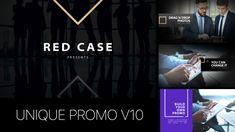 Unique Promo v10 (Commercials) #Envato #Videohive #aftereffects