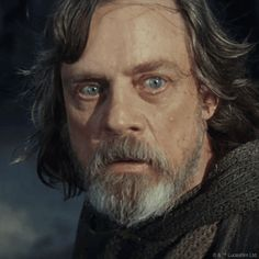 Trending GIF star wars rey jedi luke skywalker the last jedi daisy ridley mark hamill