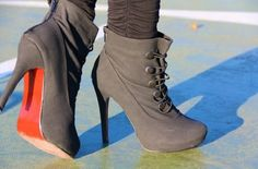 Military booties