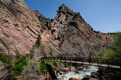 Fowler Trail, Eldorado Canyon State Park, Boulder, Colorado | The ...