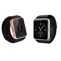 Buy SmartWatch GT08 New 2.0 Version Wearables Smart Watch - 2 Set(Gold/Silver) online at Lazada. Discount prices and promotional sale on all. Free Shipping.