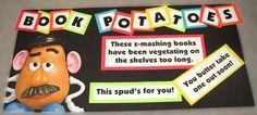 Book Potatoes | Flickr - Photo Sharing!