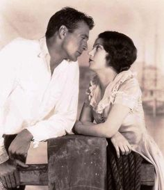 Gary Cooper and Fay Wray in The First Kiss (1928) 36 notes