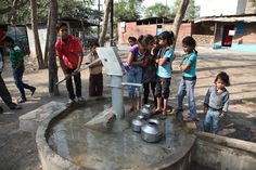 In 2012, clean water was provided to 10 impoverished communities in central India—changing the lives of nearly 16,000 people.  http://whelp.us/186cz3D