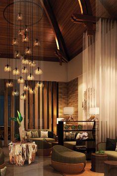 Kick back in one of the many stylish lounges. Shangri-La's Le Touessrok Resort & Spa (Trou d'Eau Douce, Mauritius) - Jetsetter