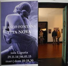 Franco Fontana - Vita Nova. Until 6th of January, a photo exhibition about the Monumental Cemetery of Staglieno, in Genoa
