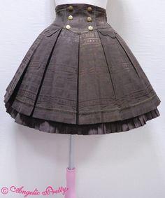 Angelic Pretty Melty Ribbon Chocolateスカート