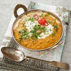 Vegan Indian Dahl by @gourmetgetaway