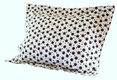 Baby-Pillow-Sham-Madison-Boy-Dotted-Design-26-x32-New