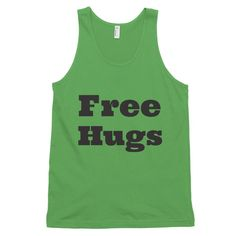 Unisex Free Hugs T-shirt
