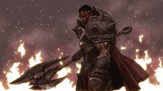 ArtStation - League of Legends Darious, Seung Eun Kim
