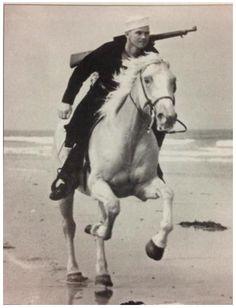 USCG Beach Patrol c.1945