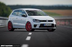 A Bodybuilder With A Baby Face: The Seebacher Polo R WRC Clubsport - Speedhunters Polo R, E Motion, Z New, Gas Station, Bodybuilding, Vehicles, Car, Horses, Automobile