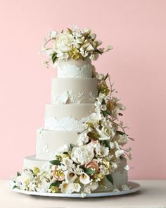 """See the """"Fashion Forward"""" in our Fondant Cakes from Real Weddings  gallery"""
