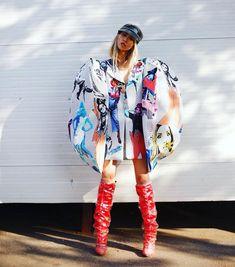 EDITIA 104 All Star, Kimono Top, Stars, Outfits, Women, Fashion, Moda, Suits, Women's