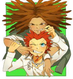 Hagakure and Kuwata