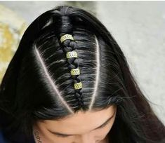 Braided Hairstyles, Cool Hairstyles, Cabello Hair, Naturally Beautiful, Salons, Curly Hair Styles, Hair Makeup, Braids, Hair Cuts