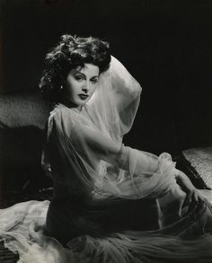 Hedy Lamarr forWhite Cargo,1942 Photographed by Clarence Sinclair Bull