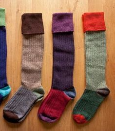 Melin Tregwynt walking socks
