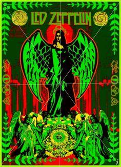 Led Zeppelin-Green