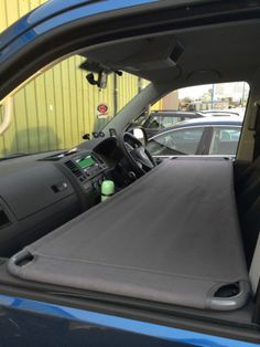 German-Quality-Cab-Child-Bunk-or-Cab-Storage-for-VW-T5-Type-5