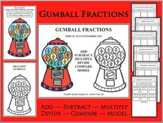 This is a great resource for students to have fun practicing fraction skills.  Skills include:Comparing FractionsOrdering FractionsAdding FractionsSubtracting FractionsMultiplying FractionsDividing FractionsModeling Computation of Fractions