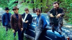 Levon Helm Rejoins The Band For The Basement Tapes