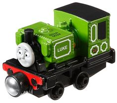 Fisher-Price Thomas The Train Take-N-Play Luke ** Click on the image for additional details.