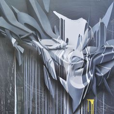 Tight Hold  Mixed media on canvas - Peeta