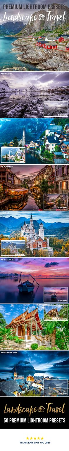 PRO Landscape and Travel Lightroom Presets. Download here: http://graphicriver.net/item/pro-landscape-and-travel-lightroom-presets-/15726889?ref=ksioks