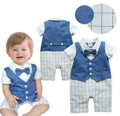 Smart baby suit for summer 2014