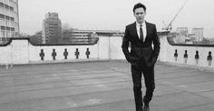 Tom Hiddleston filmed by Sarah Dunn on January 20, 2011 in London (Please do not [re]post)
