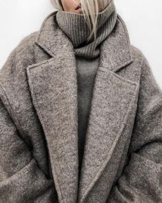 winter outfits warm 12 Warm Winter Outfits That Ar - winteroutfits Estilo Fashion, Fashion Moda, Look Fashion, Ideias Fashion, Womens Fashion, Trendy Fashion, Fall Fashion, Fashion 2018, Latest Fashion