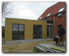 Billedresultat for tilbygning med værelser