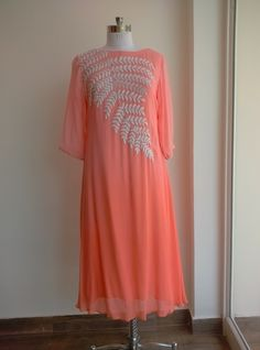 Peach Outfits Wedding Ideas