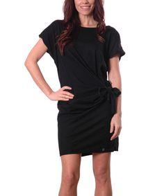 Love this Black Telmo Dress by Zergatik on #zulily! #zulilyfinds