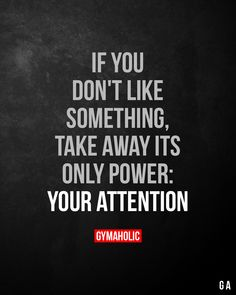 If you don't like something, take away… - Motivational Quotes Great Quotes, Quotes To Live By, Me Quotes, Motivational Quotes, Inspirational Quotes, The Words, Inspire Me, Life Lessons, Favorite Quotes