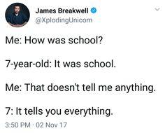Kids not wrong