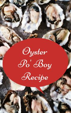 Clinton Kelly and Carla Hall teamed up on The Chew, making an Oyster Po' Boy with Pickled Fennel and Onions. http://www.foodus.com/the-chew-oyster-po-boy-with-pickled-fennel-and-onions-recipe/