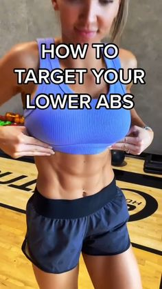 Gym Workout Videos, Gym Workout For Beginners, Abs Workout Routines, Fitness Workout For Women, Easy Workouts, Fitness Diet, Workout Memes, Fitness Goals, Belly Pooch Workout